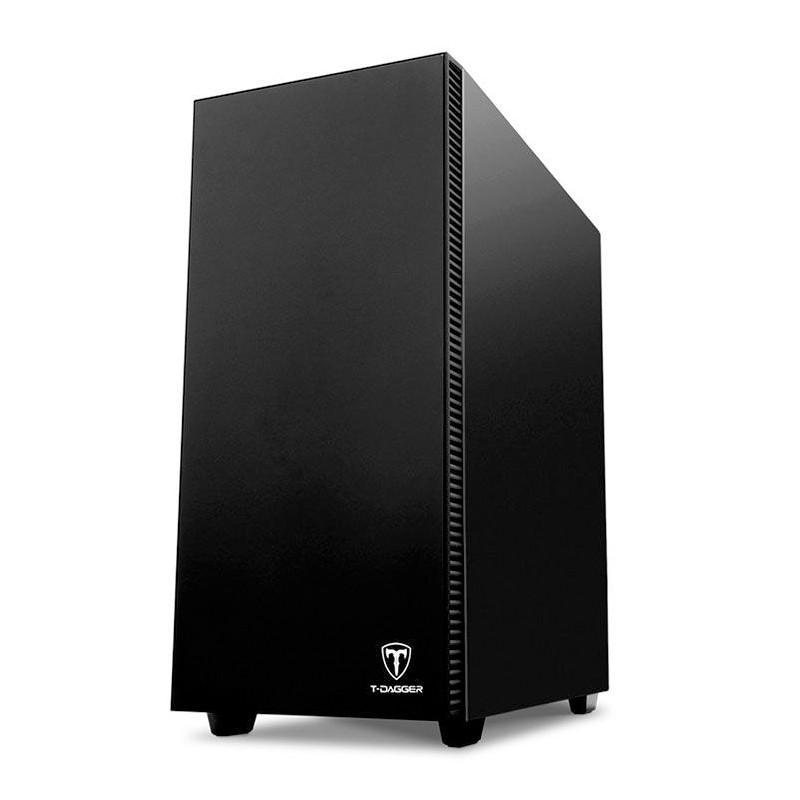Computador Gamer Ryzen 5 (6-Cores 12-Threads), 8GB DDR4, HD 1TB, Geforce GTX 1050Ti 4GB, Fonte 500w