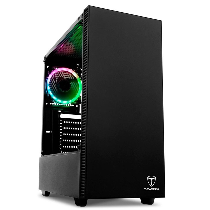 Computador Gamer Ryzen 5 (6-Cores 12-Threads), 8GB DDR4, HD 1TB, Geforce GTX 1650 4GB, Fonte 500w