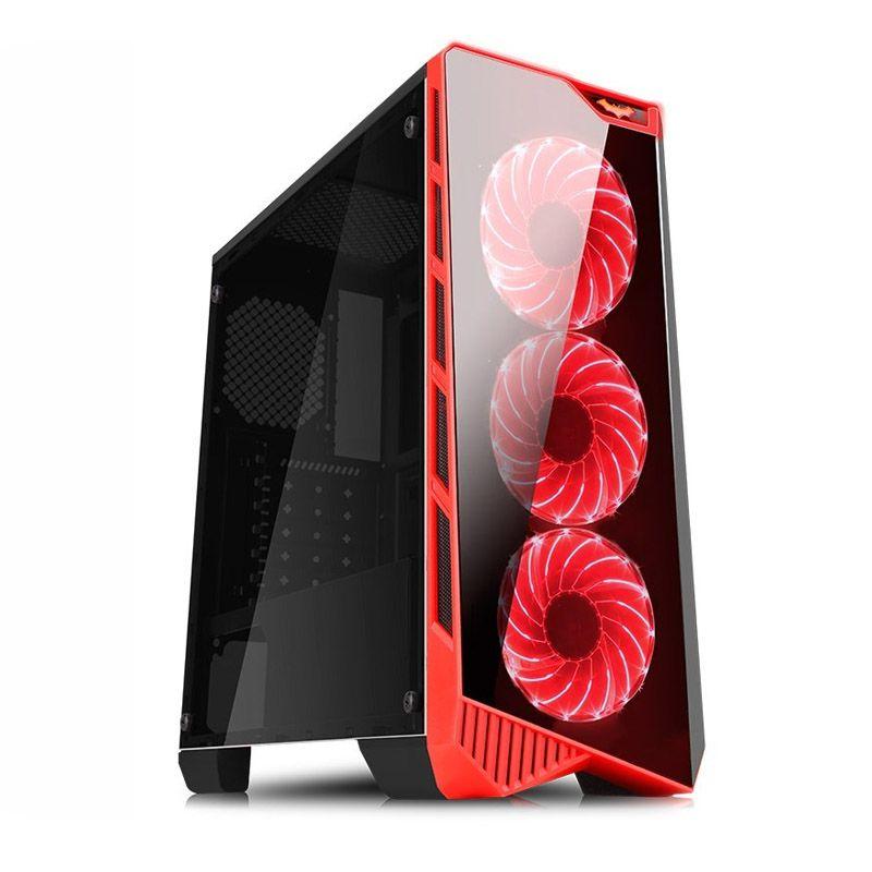 Computador Gamer Ryzen 7 2700 - 1TB, 8GB DDR4, VGA RX570 8GB, Fonte 500w