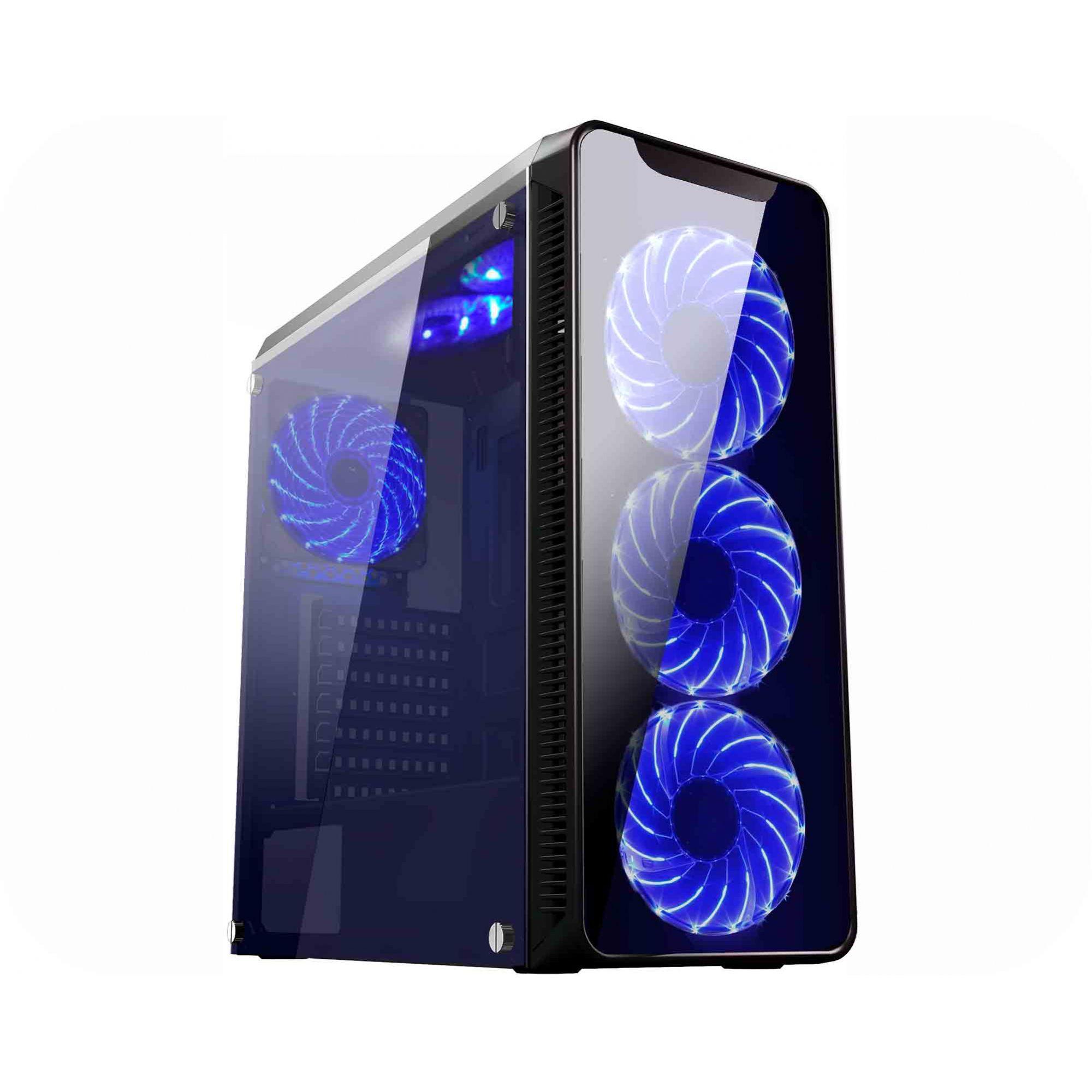 Computador Gamer Ryzen 7  , 8GB DDR4 Hyperx 2666mhz, Hd 1Tb, Geforce GTX 1650 SUPER 4GB, Fonte 500w