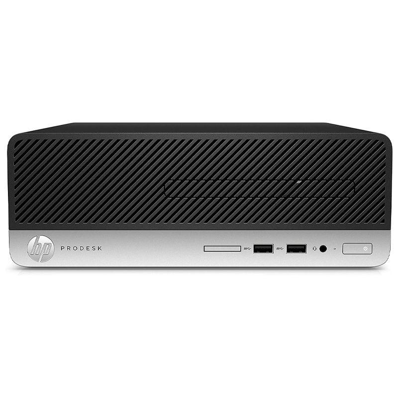 "Computador HP ProDesk 400 G5 - Intel Core i3 8ª, 4GB DDR4, HD 500GB, Monitor 18.5"", Windows 10 Pro"