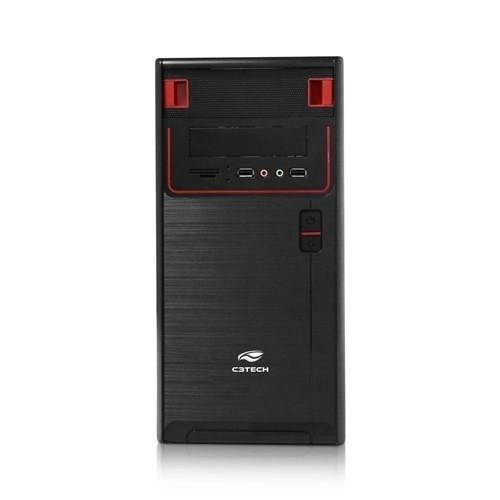 Computador Intel Core i3 - 3.9GHz (7ª Geração), 4GB de Memória, SSD de 120GB, HDMI, Gabinete ATX