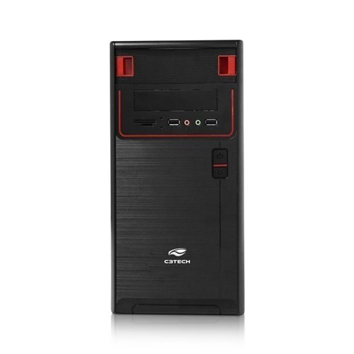Computador Intel Core i7 de 7ª Geração, 4GB de Memória, SSD de 120GB, HDMI, Suporta 2 monitores, Gabinete ATX