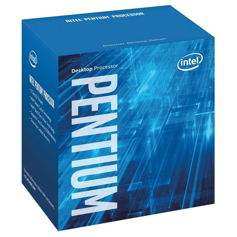 "Computador Intel Pentium Quad Core G4560 3.5GHz, Memória de 8GB, HD 1TB, Gabinete ATX + Monitor 18.5"""