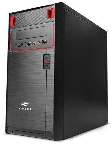 Computador Office i3 -  Intel Core i3 3.7GHz, Memória de 4GB, HD 1TB, Gabinete ATX *