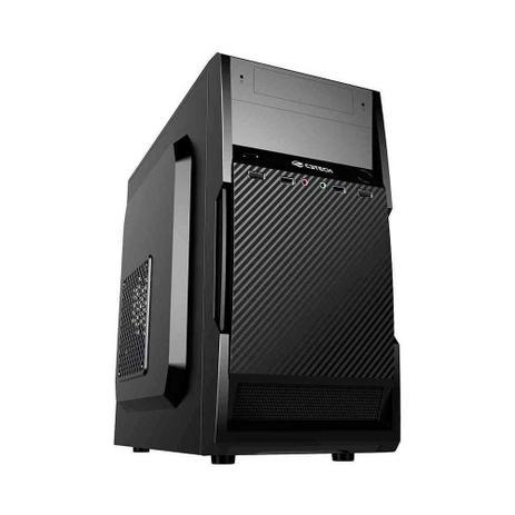Computador Office Standard -  Intel Quad Core, SSD 120GB + HD 500GB, 4GB de Memória, Gabinete ATX