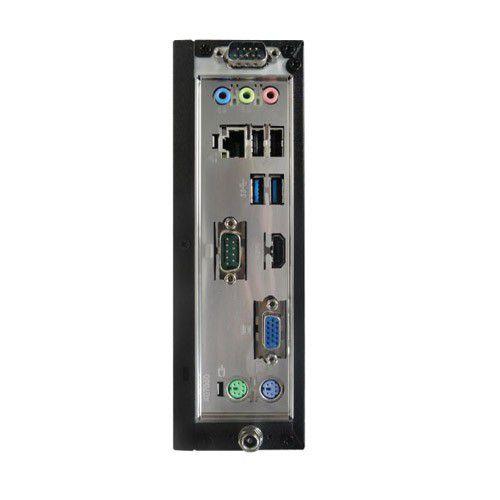 Computador Ultratop Centrium - Intel Dual Core J3060, Memória de 4GB, HD de 500GB, HDMI