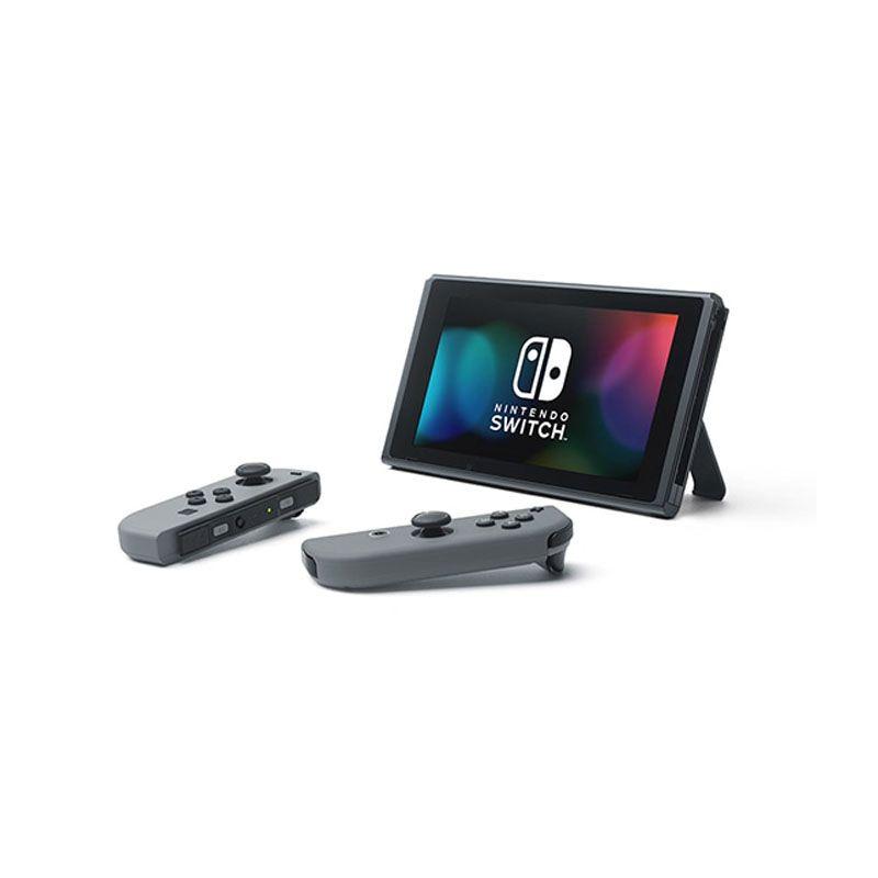 Console Nintendo Switch - 32GB - Cinza / Gray