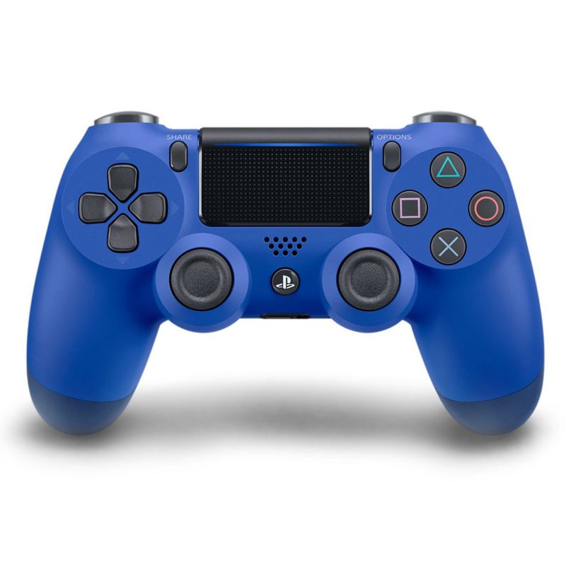 Controle Playstation DualShock 4 Azul - PS4 Slim e Pro