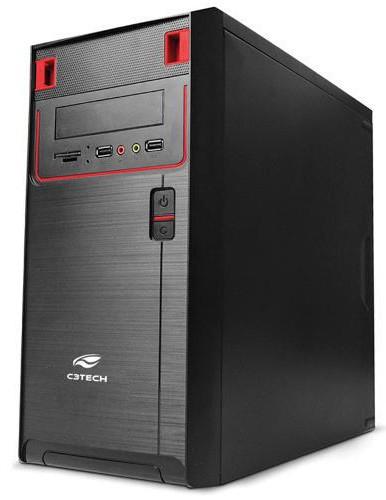 Computador Home Office Ryzen 5 3400G - SSD 480GB, 8GB DDR4, VGA Radeon Vega 11, ATX