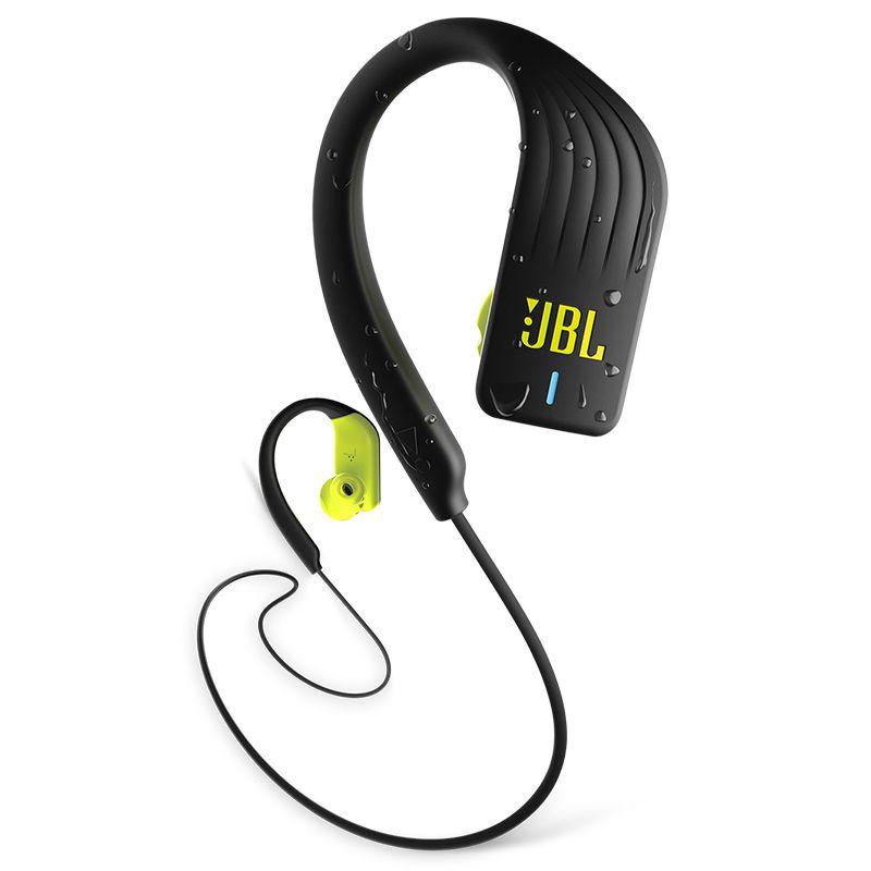 Fone de ouvido JBL Endurance SPRINT Preto esportivo Intra-Auricular à prova d'água