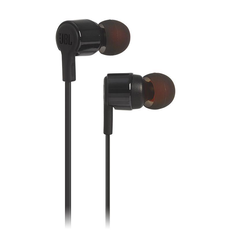 Fone de ouvido JBL Tune 210 Preto Intra-auricular - T210