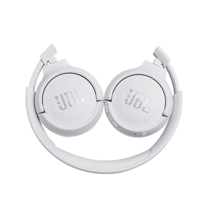Fone Bluetooth JBL Tune 500BT Branco Supra-Auricular - T500BT