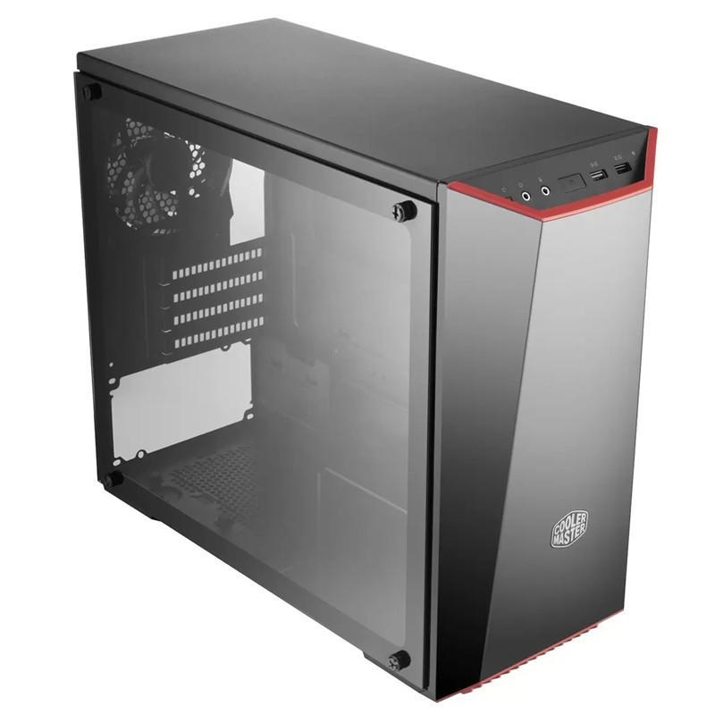 Gabinete Gamer Coolermaster MasterBox Lite 3.1 Mini Tower