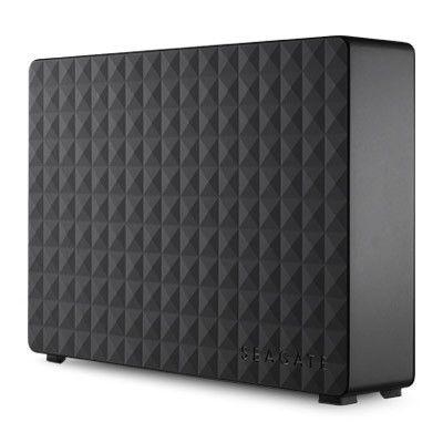 "HD Externo 8TB Seagate Expansion Desktop - USB 3.0, 3.5"" - STEB8000100"