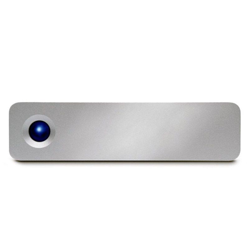 HD Externo LaCie D2 Quadra - 4TB, USB 3.0 + FireWire 800
