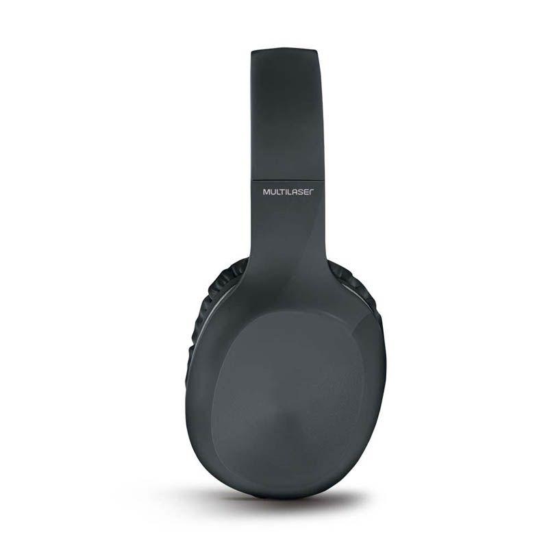 Headphone Multilaser Pop - Bluetooth, Preto - PH246