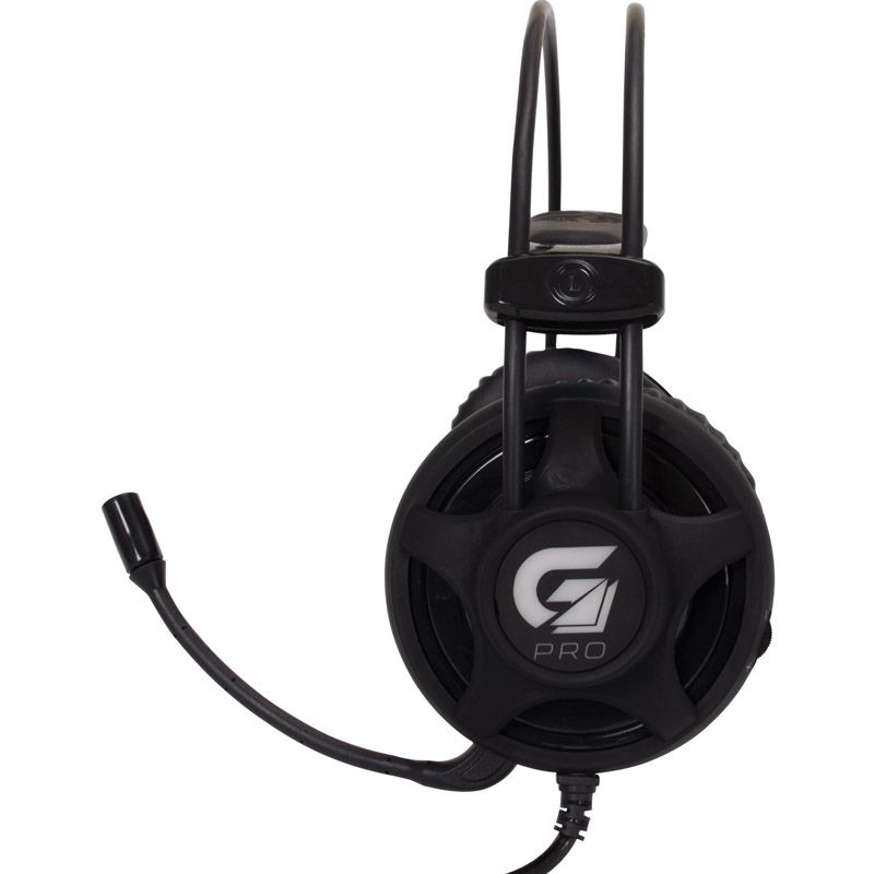 Headset Fortrek Gamer Pro H2 - Preto com azul