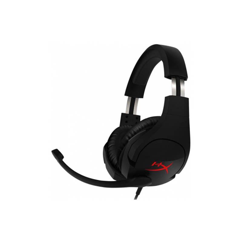 Headset Gamer HYPERX Cloud Stinger HX-HSCS-BK/NA - Computador/Dispositivos móveis - Preto