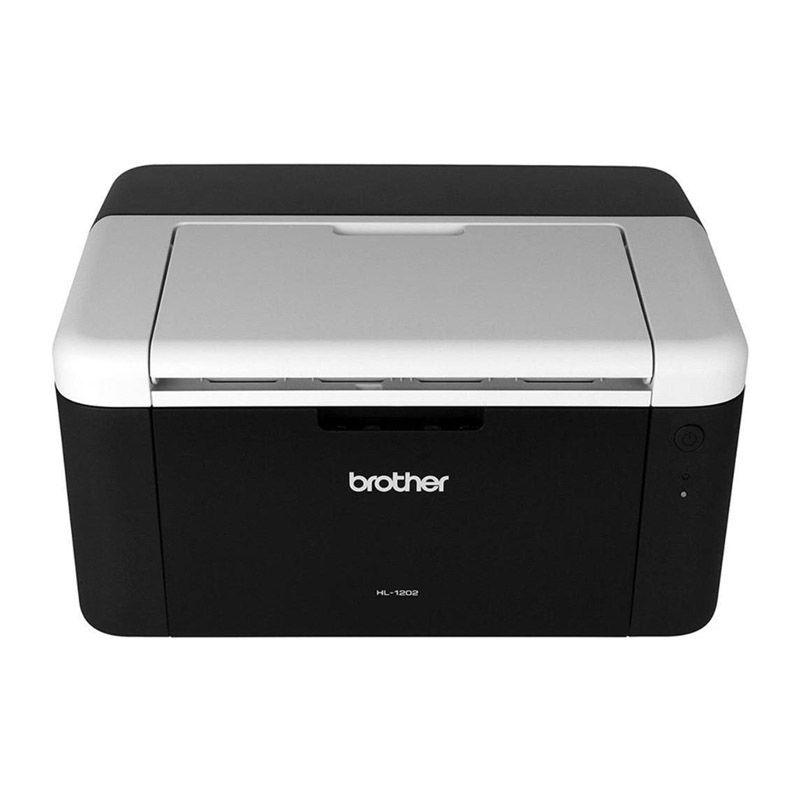 Impressora Brother Laser HL-1202 - Monocromática
