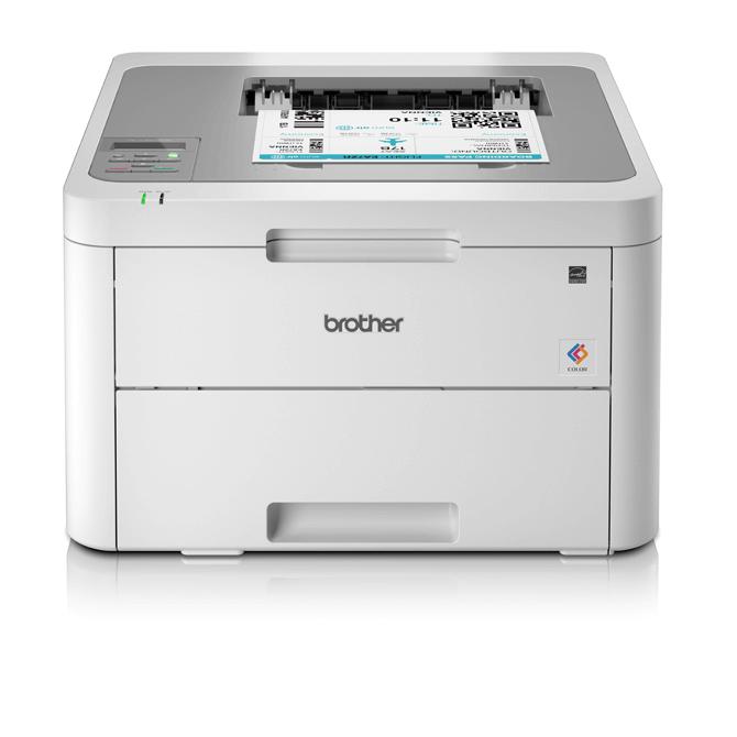 Impressora Digital Colorida Compacta Brother HL-L3210CW - Wireless