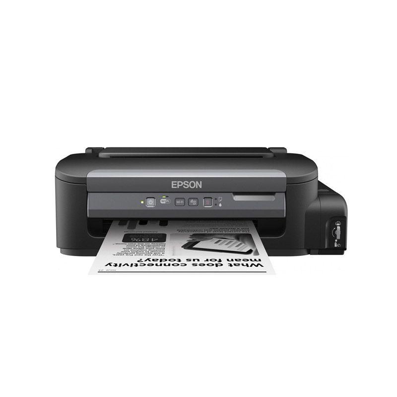 Impressora Epson EcoTank M105 - Wireless, USB, 35ppm, Monocromática