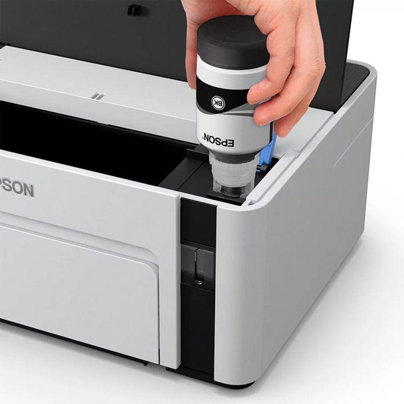 Impressora Epson EcoTank M1120 Monocromática, Wireless