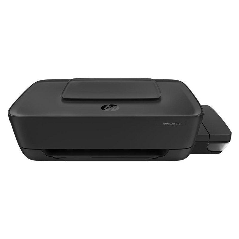 Impressora HP Ink Tank 116 - Jato de tinta, Colorida, Bivolt - 3UM87A