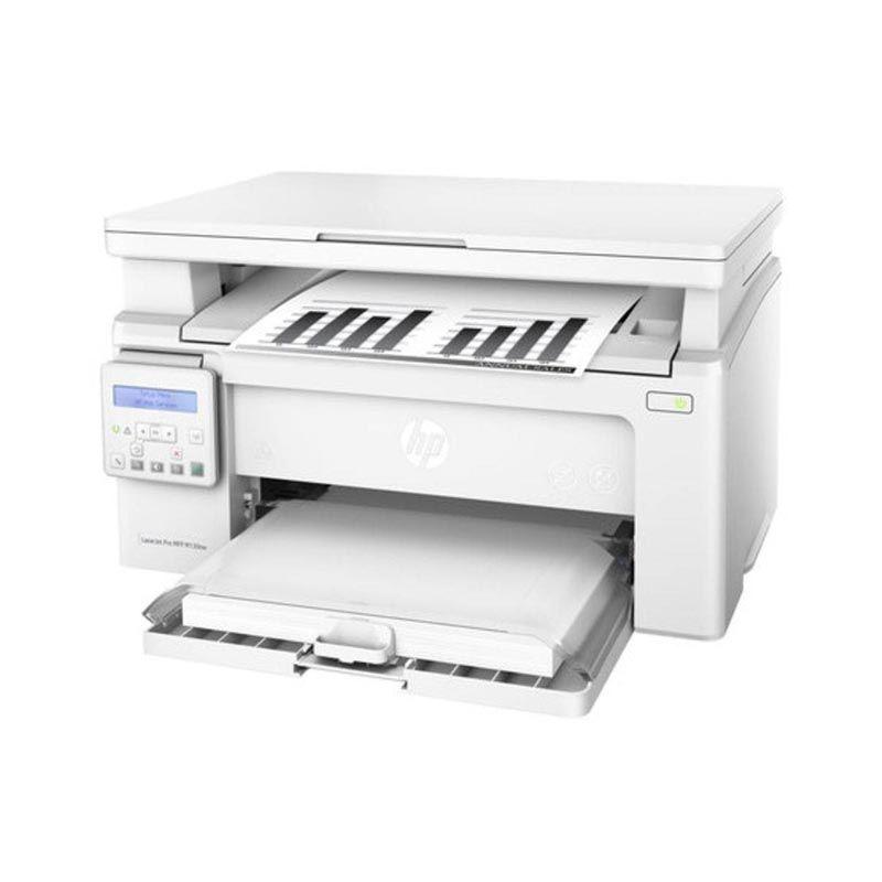 Impressora HP Laserjet Pro M130NW - Impressora, Copiadora, Digitalizadora, Fax, Wireless, USB