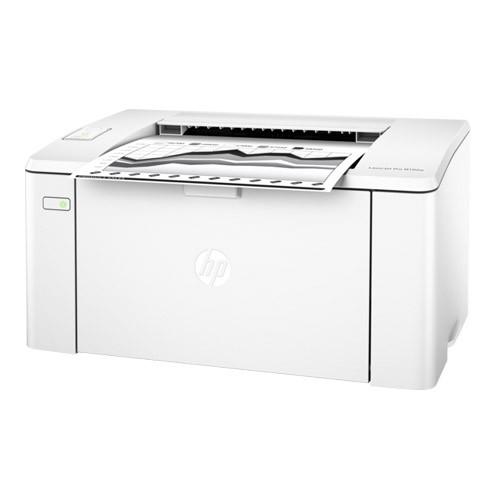 Impressora HP M102  Velocidade 23ppm, Resolução 600pdi, USB, WiFi  - M102W (substituta 1102w) *