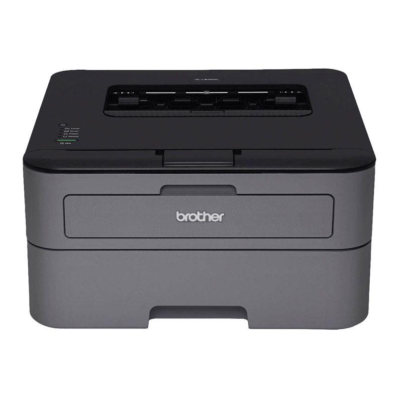 Impressora Laser Brother HL-L2320D - Compacta, Duplex