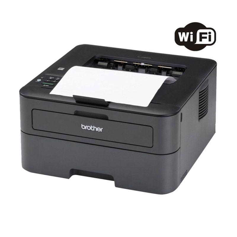 Impressora Laser Compacta Brother HL-L2360DW - Duplex, Wireless