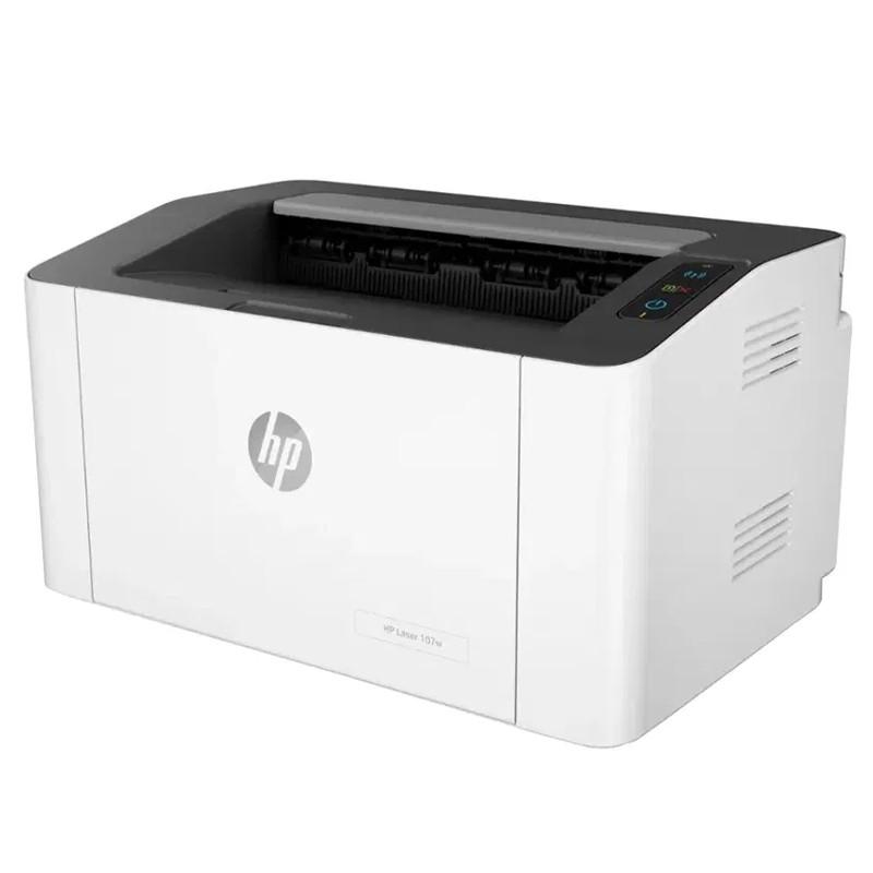 Impressora Laser HP LaserJet Pro M107W Monocromática 110V