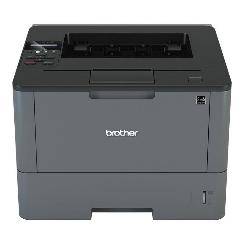 Impressora Laser Mono Brother HL-L5102DW - Duplex