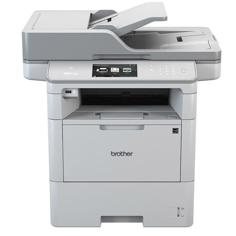 Impressora Multifuncional Brother MFC-L6902DW - Fax, Wireless, Duplex , Monocromático, USB