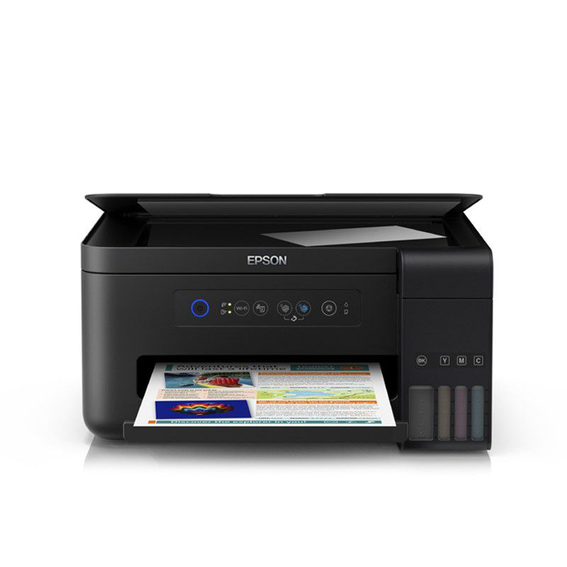 Impressora Multifuncional Epson EcoTank L4150 – Imprime, copia, digitaliza, wifi