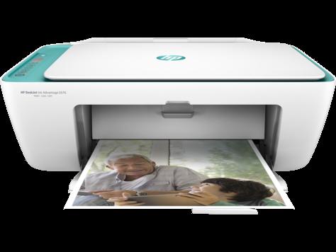 Impressora Multifuncional HP 2675/2676 - Copiadora, Scanner, Wireless, Jato de Tinta, Bivolt, Colorida