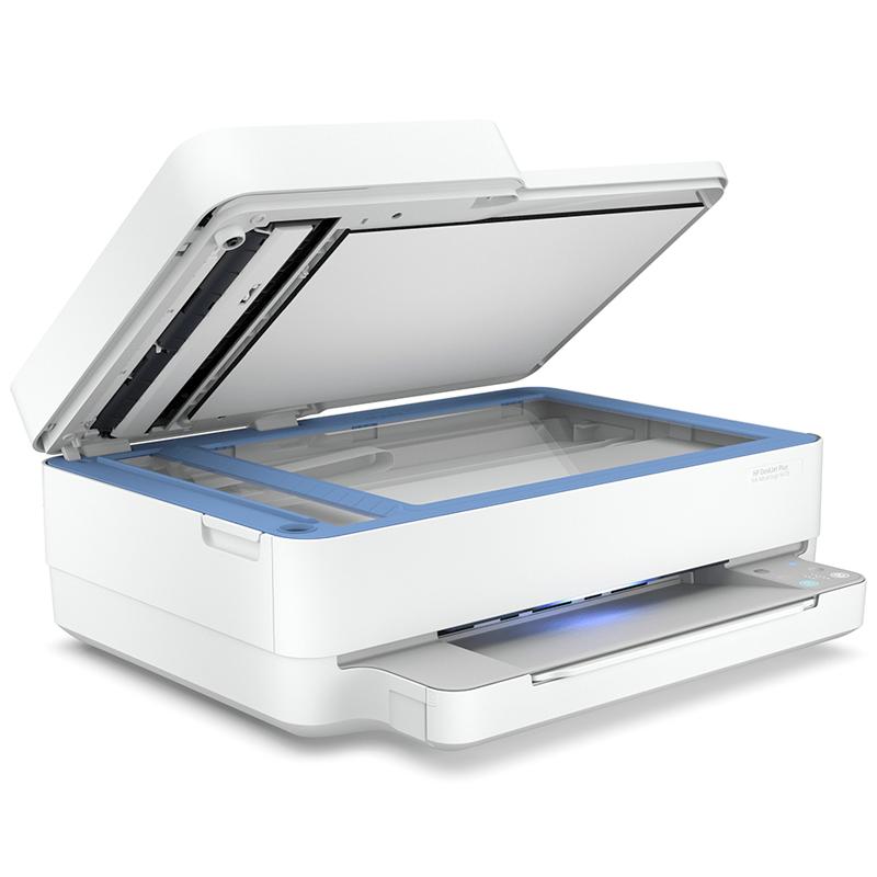 Multifuncional HP DeskJet Plus Ink Advantage 6476 WiFi - Jato de Tinta Colorida, USB