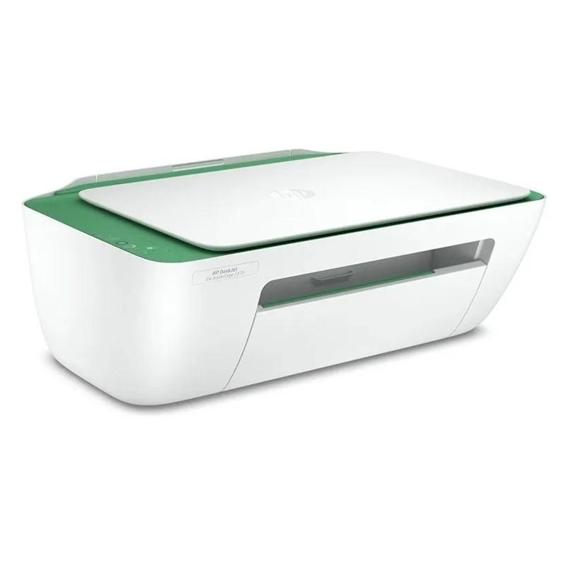 Impressora Multifuncional HP DeskJet Ink Advantage 2376 - Jato de Tinta Colorida, USB