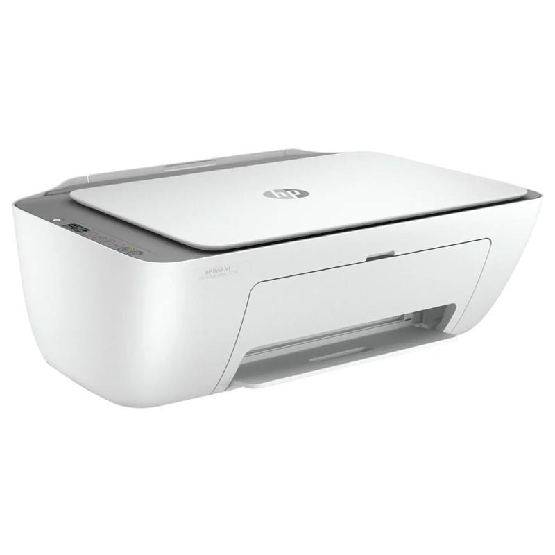 Impressora Multifuncional HP DeskJet Ink Advantage 2776 Wi-Fi - Jato de Tinta Colorida, USB
