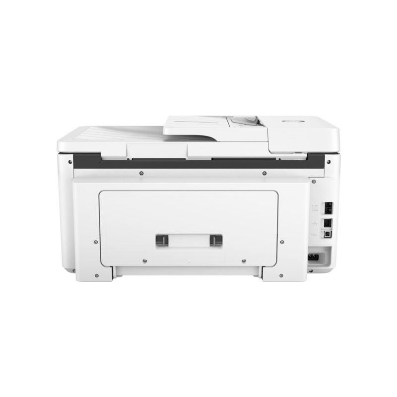 Impressora Multifuncional HP Officejet Pro 7720 - Para grandes formatos, Wireless, USB