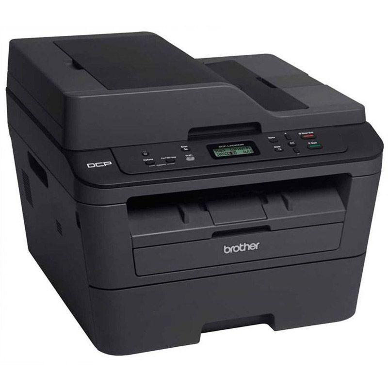 Impressora Multifuncional Laser Brother DCP-L2540DW - Wireless, Duplex, Monocromático, USB