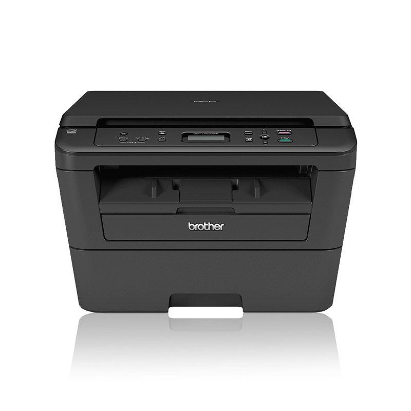 Impressora Multifuncional Laser Brother DCP-L2540W  - Wireless, Duplex , Monocromático, USB