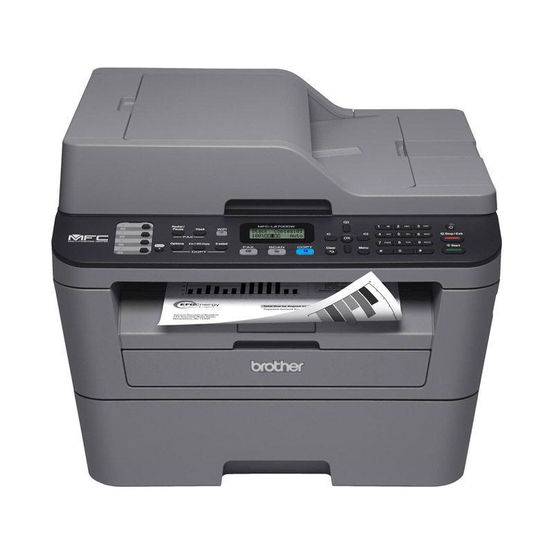 Impressora Multifuncional Laser MFC-L2700DW - Duplex Avançado, Wireless, USB