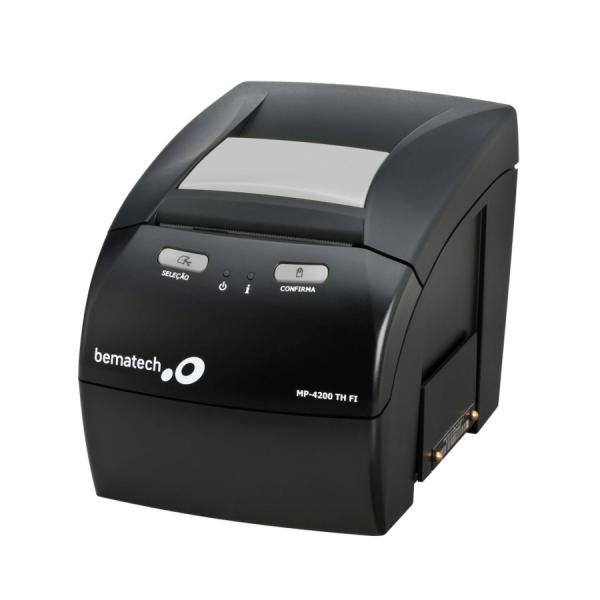 Impressora Térmica Bematech MP-4200 - USB, Guilhotina, Não Fiscal - MP4200 TH FI