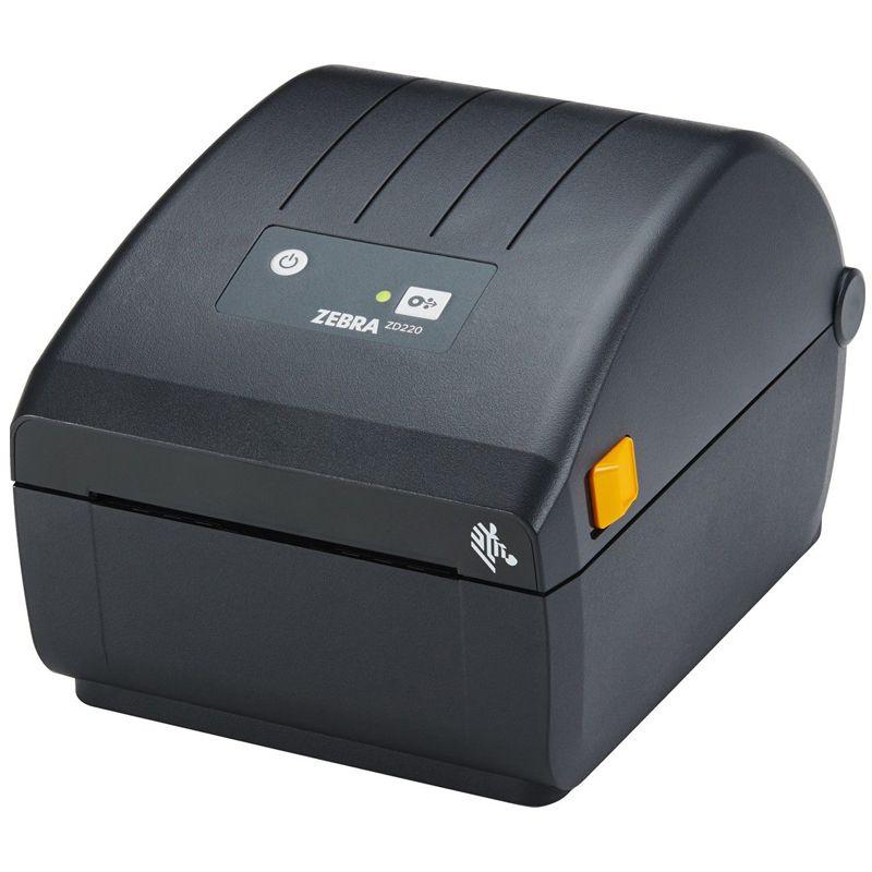 Impressora Térmica de Etiquetas Zebra ZD220 - 203 DPI, USB (Evolução da GC420T)