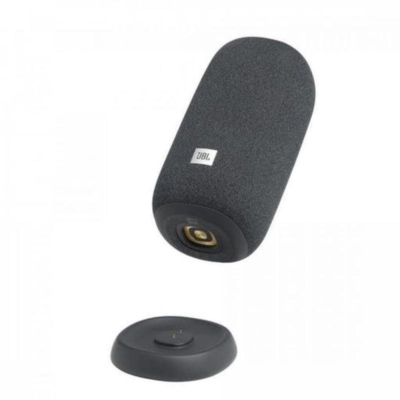 JBL Link Portable - Wi-Fi, Bluetooth, À prova dágua, e Google Assistente