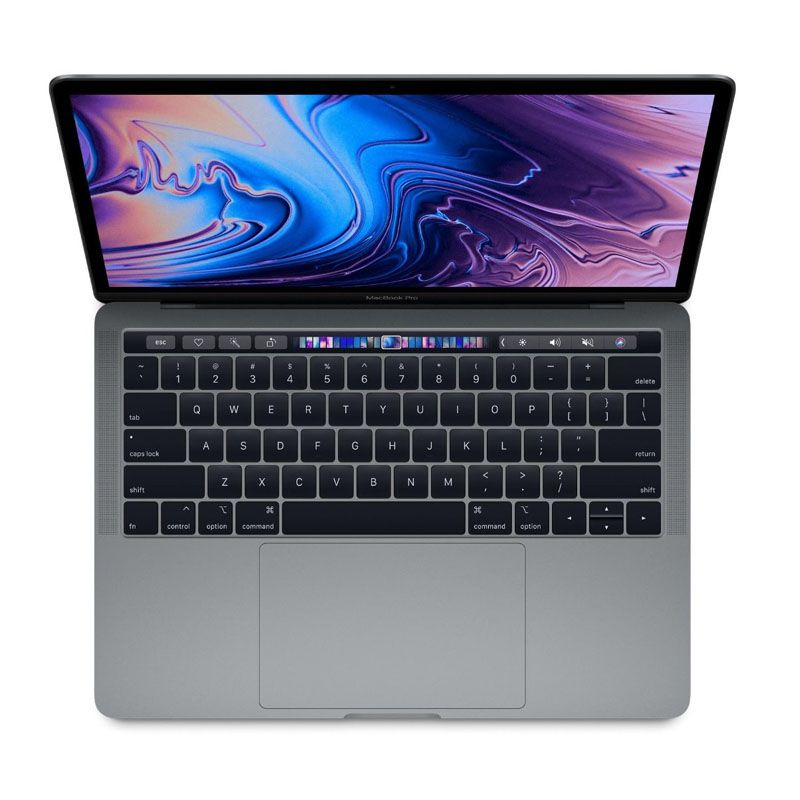 "MacBook Pro 2018 - Intel Core i5, 8GB, SSD 256GB, Wireless AC, Bluetooth 5.0, Tela 13.3"" - Apple MR9Q2 - Cinza Espacial"