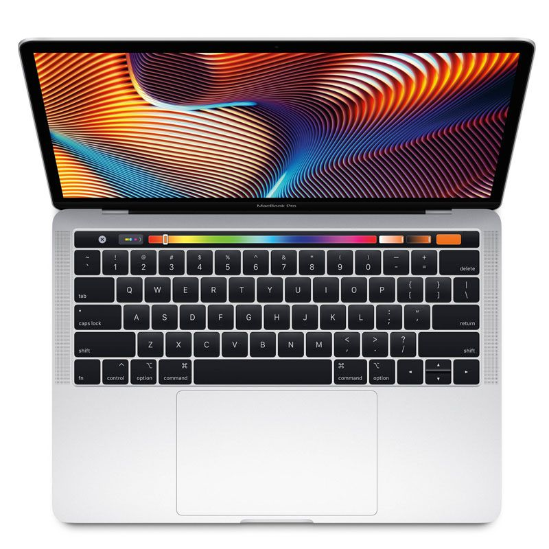 "MacBook Pro 2018 - Intel Core i5, 8GB, SSD 256GB, Wireless AC, Bluetooth 5.0, Tela 13.3"" - Apple - MR9U2 - Prata"