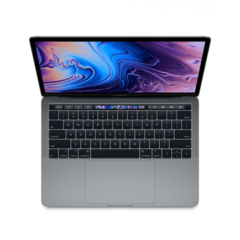 "MacBook Pro 2018 - Intel Core i5, 8GB, SSD 512GB, Wireless AC, Bluetooth 5.0, Tela 13.3"" - Apple - MR9R2 - Cinza"